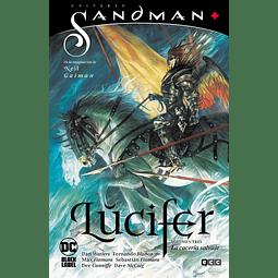 Universo Sandman - Lucifer Vol.3: La Cacería Salvaje