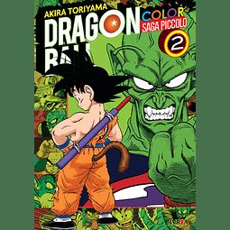 Dragon Ball Color - Saga Piccolo Daimaku Tomo #2