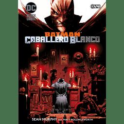 DC - ESPECIALES - BATMAN: Caballero Blanco