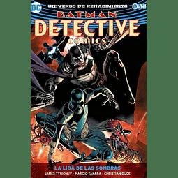 DC - ESPECIALES - Detective Comic Vol. 03: La liga de las sombras