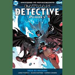 DC - ESPECIALES - Detective Comic Vol. 04: Deus Ex Machina