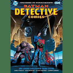 DC - ESPECIALES - Detective Comic Vol. 05: Un Lugar Solitario Para Vivir
