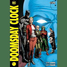 DC ESPECIALES - Doomsday Clock Edición Absoluta