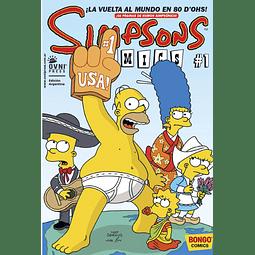 SIMPSONS COMICS - #01