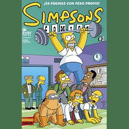 SIMPSONS COMICS - #02