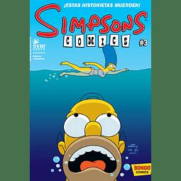 SIMPSONS COMICS - #03