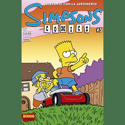SIMPSONS COMICS - #05