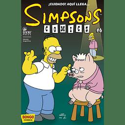 SIMPSONS COMICS - #06