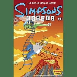 SIMPSONS COMICS - #11