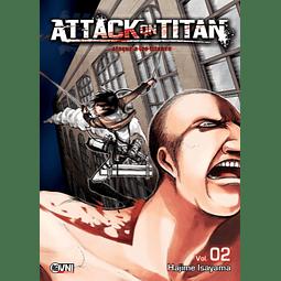 ATTACK ON TITAN - #02