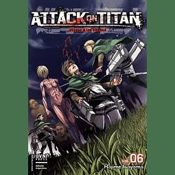 ATTACK ON TITAN - #06