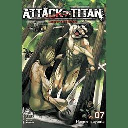 ATTACK ON TITAN - #07