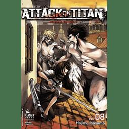 ATTACK ON TITAN - #08