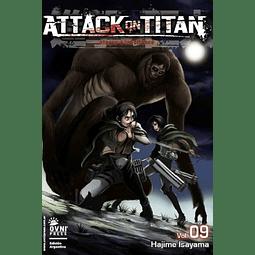 ATTACK ON TITAN - #09