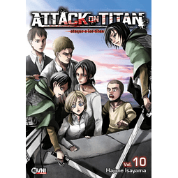 ATTACK ON TITAN - #10