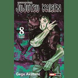 Jujutsu Kaisen #8