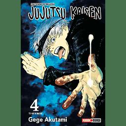 Jujutsu Kaisen #4