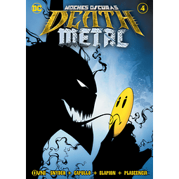 Noches Oscuras: Death Metal #4
