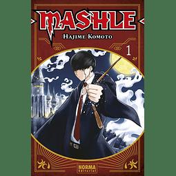 MASHLE #01