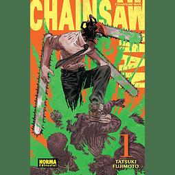 CHAINSAW MAN #01
