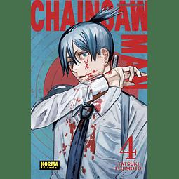 CHAINSAW MAN #04