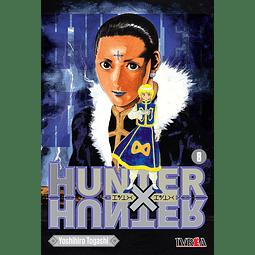 Hunter x Hunter #8