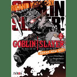 Goblin Slayer: Brand New Day #2