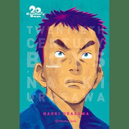 20th Century Boys #01 / 11 (Nueva edición)