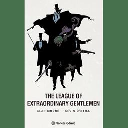 The League of Extraordinary Gentlemen #1 / 3 (Trazado)