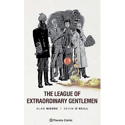 The League of Extraordinary Gentlemen #2 / 3 (Trazado)