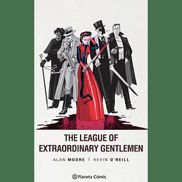 The League of Extraordinary Gentlemen #3 / 3 (Trazado)