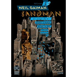 Biblioteca Sandman Vol.05: Un Juego de Ti