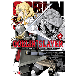 GOBLIN SLAYER #09