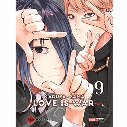 Kaguya-sama: Love is War #09