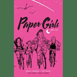 Paper Girls Integral Libro UNO