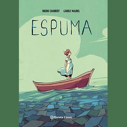 ESPUMA (novela gráfica)