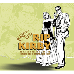 Rip Kirby de Alex Raymond #2 de 4