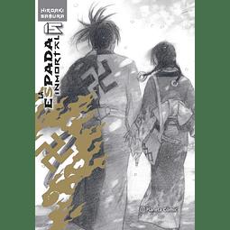 La Espada del Inmortal Kanzenban #15 / 15