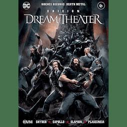 Noches Oscuras: Death Metal #6 EDICIÓN DREAM THEATER