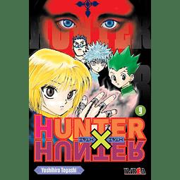 Hunter x Hunter #9