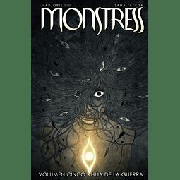 MONSTRESS #5: HIJA DE LA GUERRA