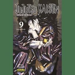 JUJUTSU KAISEN #9