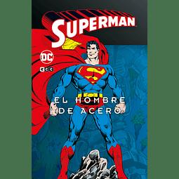 SUPERMAN: El Hombre de Acero Vol.1 de 4 (SUPERMAN LEGENDS)