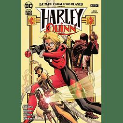 Batman: Caballero Blanco - Harley Quinn #4 de 6