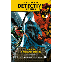 Batman: Detective Comics Vol.07 - Hombres Murciélago Eternos (Renacimiento Parte 8)