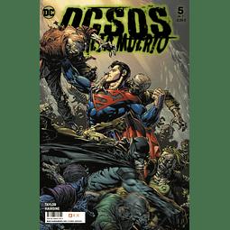 DCsos: Planeta Muerto #5