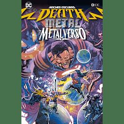 Death Metal: Metalverso #2 de 6