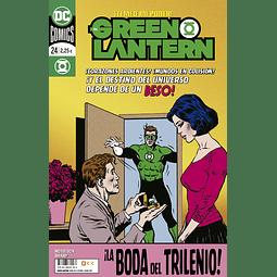 El Green Lantern #106 / 24