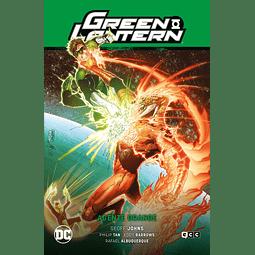 Green Lantern Vol.07: Agente Orange (GL Saga - La noche más oscura Parte 5)