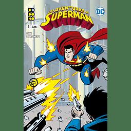 Las Aventuras de Superman #01